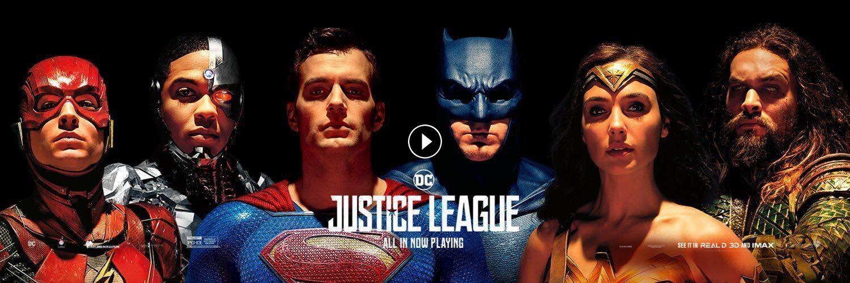 فيلم Justice League 2017 مترجم