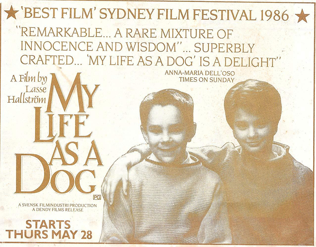فيلم My Life As A Dog 1985 مترجم
