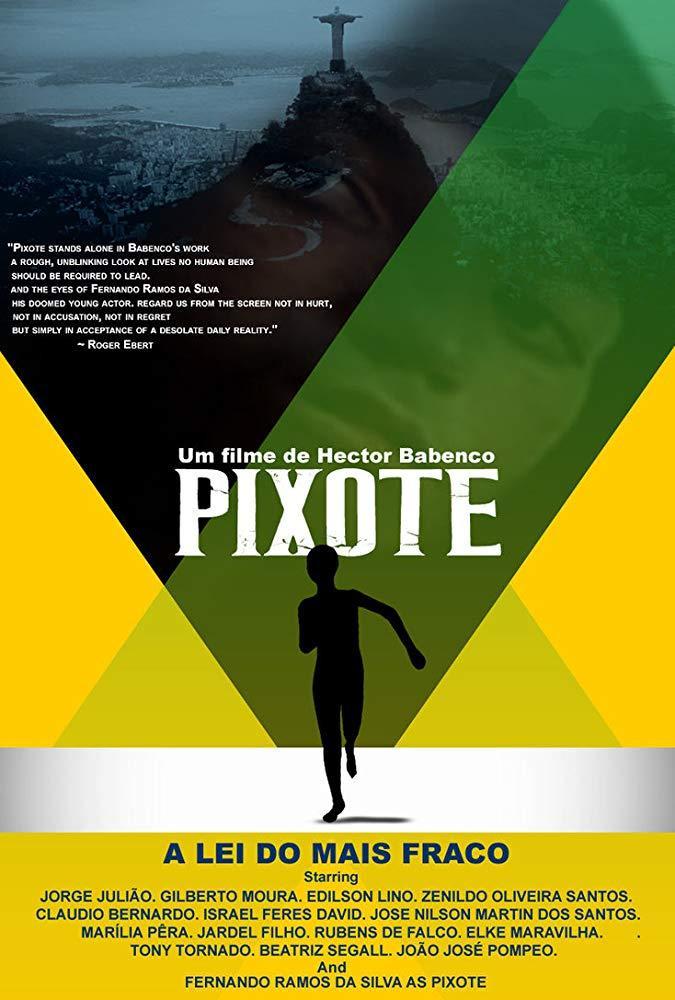 فيلم Pixote 1981 مترجم (للكبار فقط)