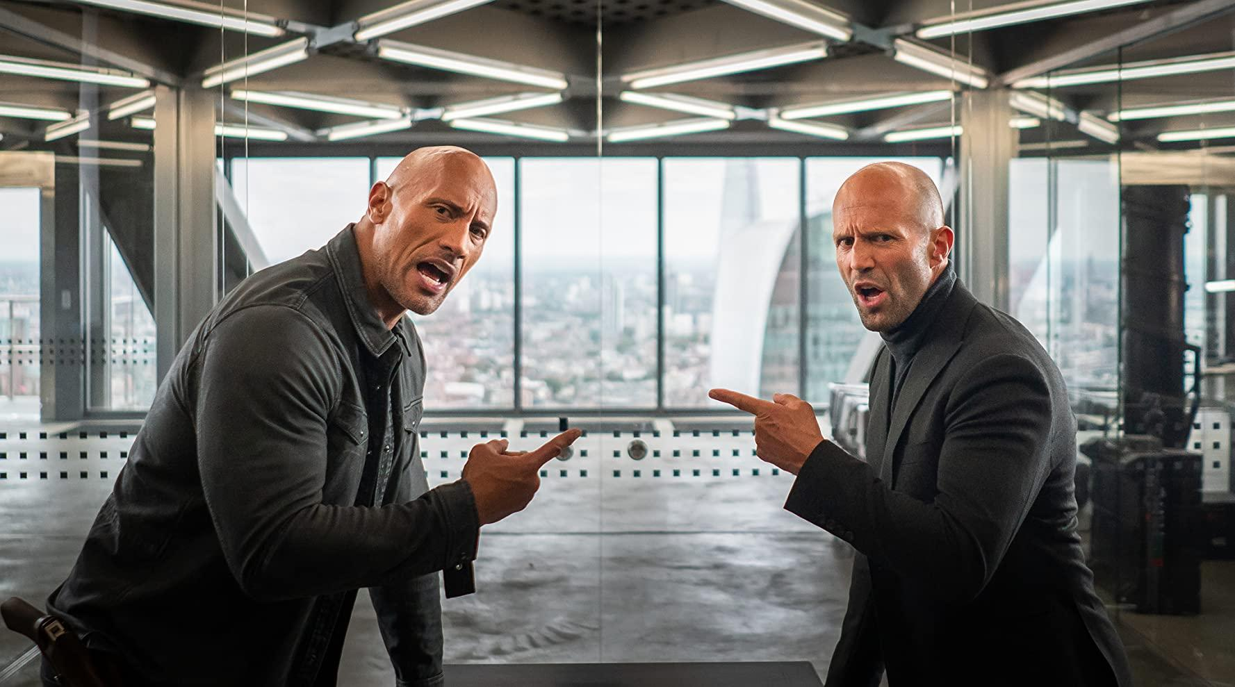 مشاهدة فيلم Fast and Furious Presents Hobbs and Shaw (2019) مترجم HD اون لاين