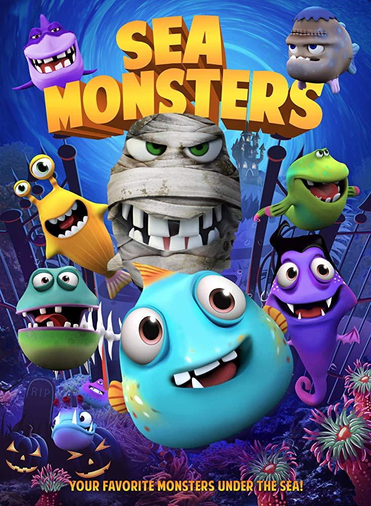 فيلم Sea Monsters 2018 مترجم