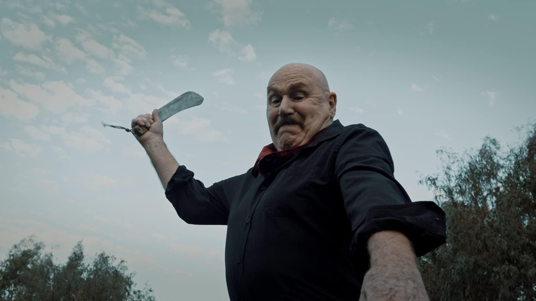 مشاهدة فيلم The Faceless Man (2019) مترجم HD اون لاين