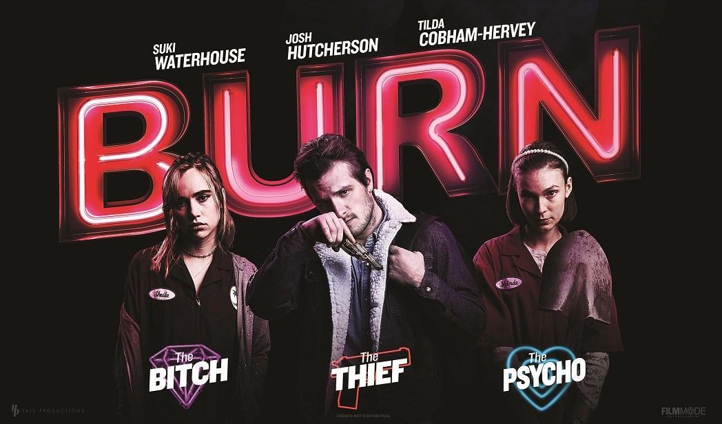 مشاهدة فيلم Burn (2019) مترجم HD اون لاين