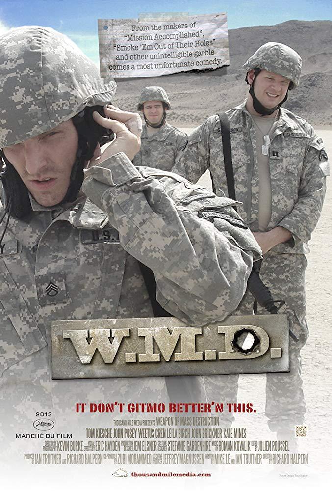 فيلم W.M.D 2015 مترجم