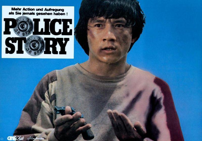 فيلم Police Story 1985 مترجم