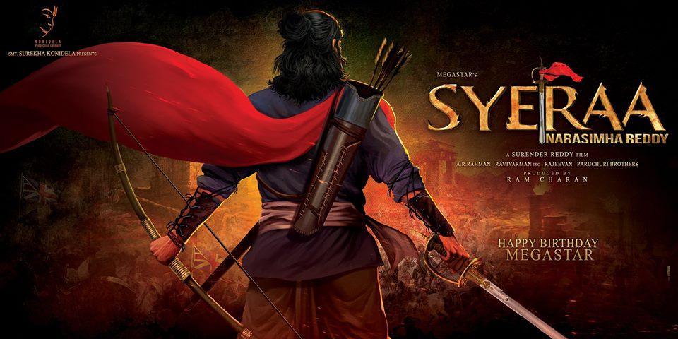 مشاهدة فيلم Sye Raa Narasimha Reddy (2019) مترجم HD اون لاين