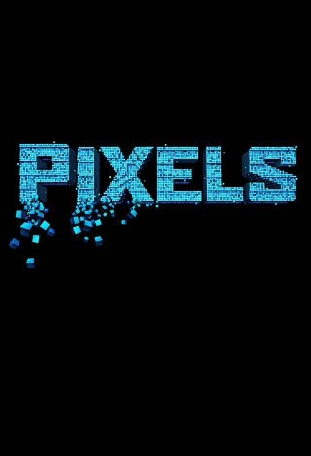 فيلم Pixels 2015 مترجم