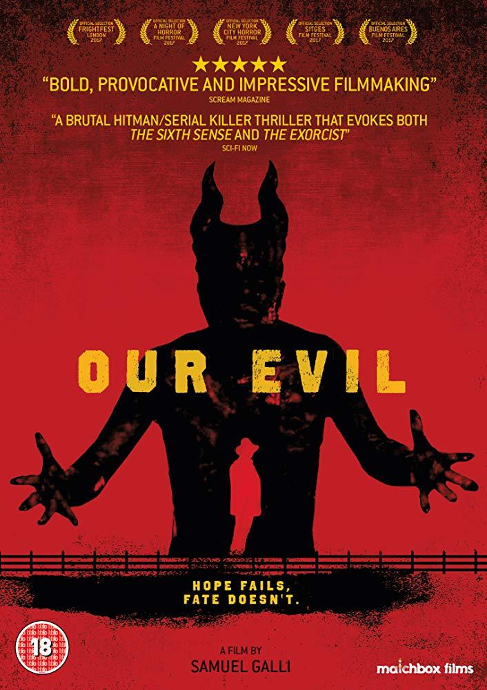 فيلم Our Evil 2017 مترجم