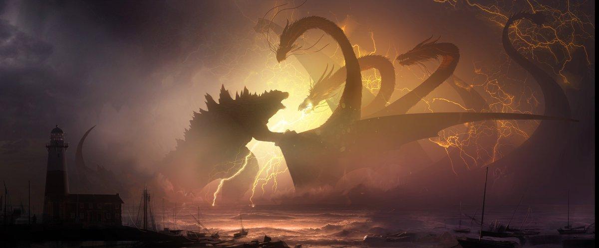 مشاهدة فيلم Godzilla: King of the Monsters (2019) مترجم HD اون لاين