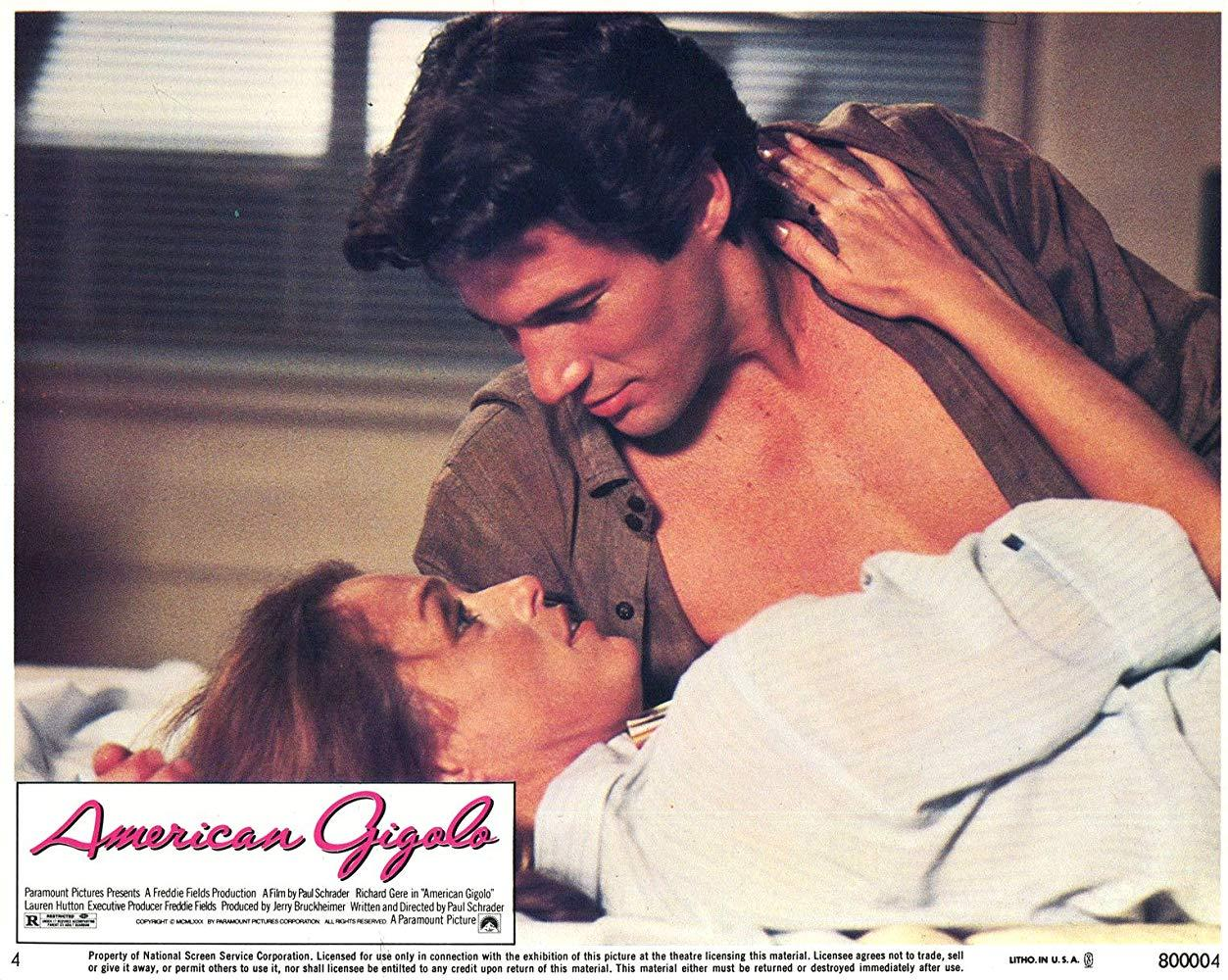فيلم American Gigolo 1980 مترجم (للكبار فقط)