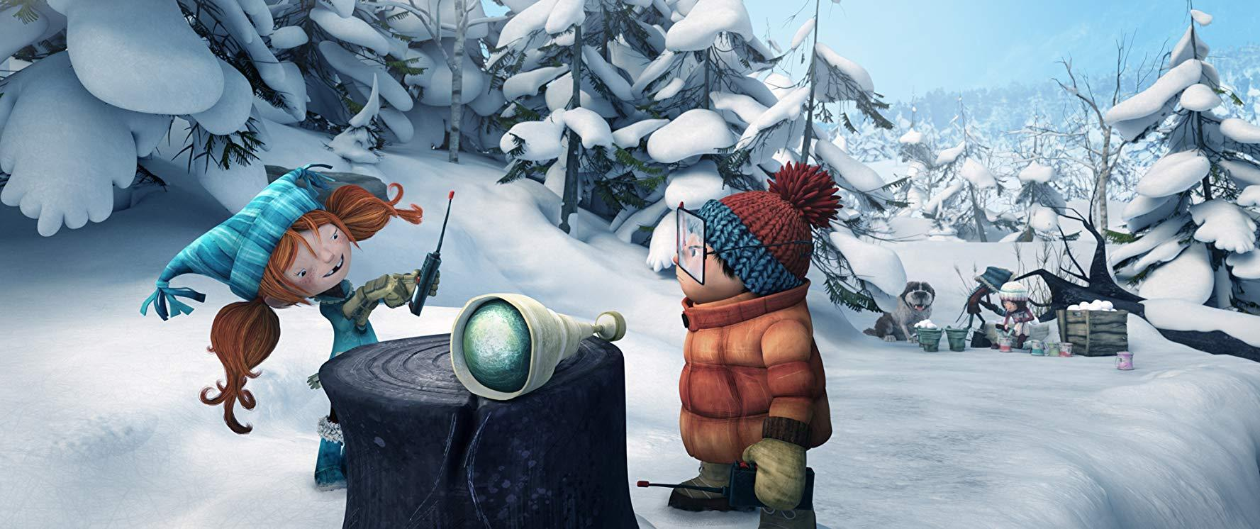 فيلم Snowtime 2015 مترجم