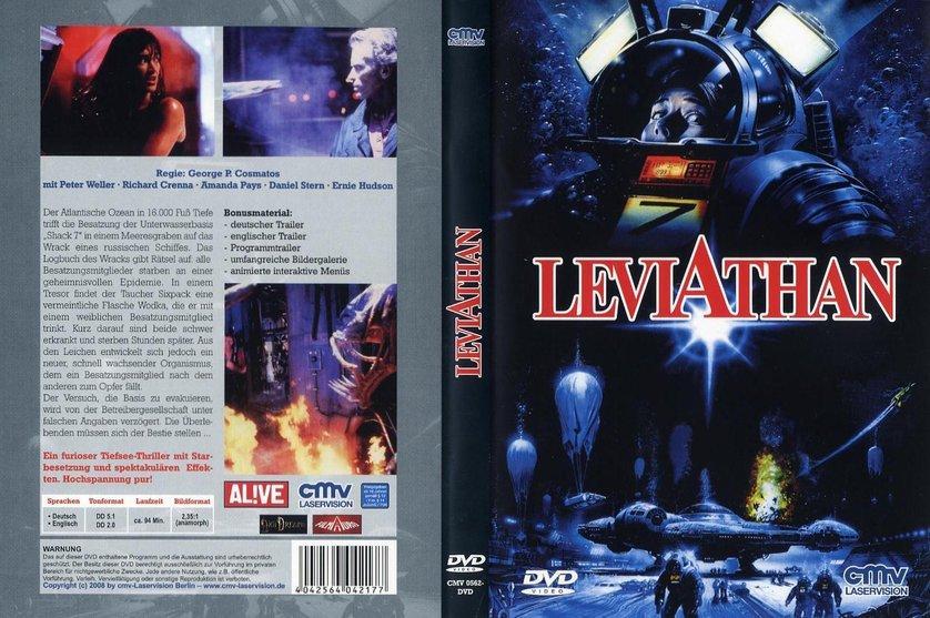 فيلم Leviathan 1989 مترجم