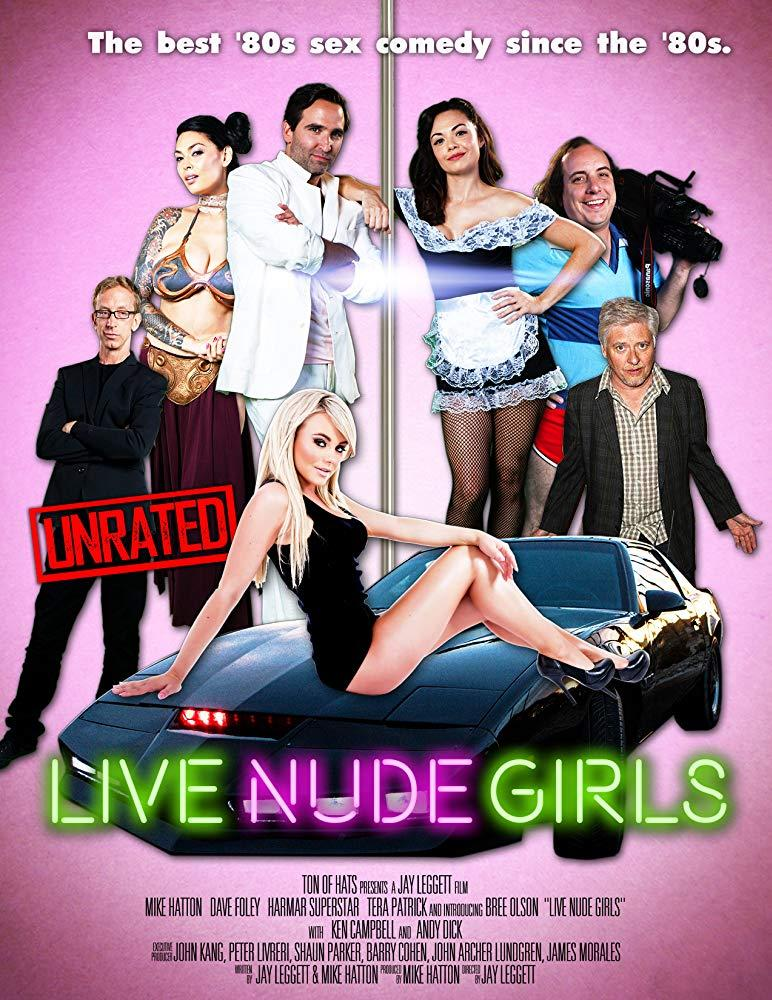 فيلم Live Nude Girls 2014 مترجم (للكبار فقط)