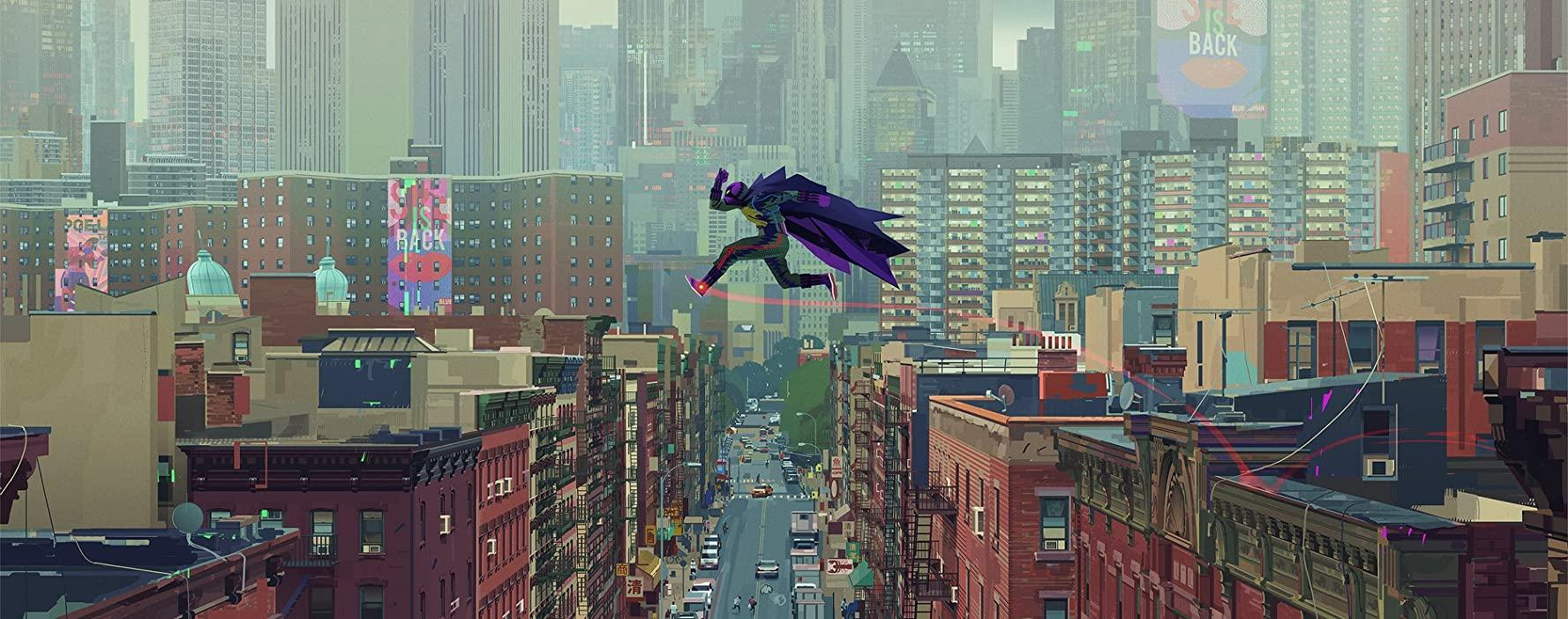 مشاهدة فيلم Spider-Man: into the Spider Verse (2019) مترجم HD اون لاين
