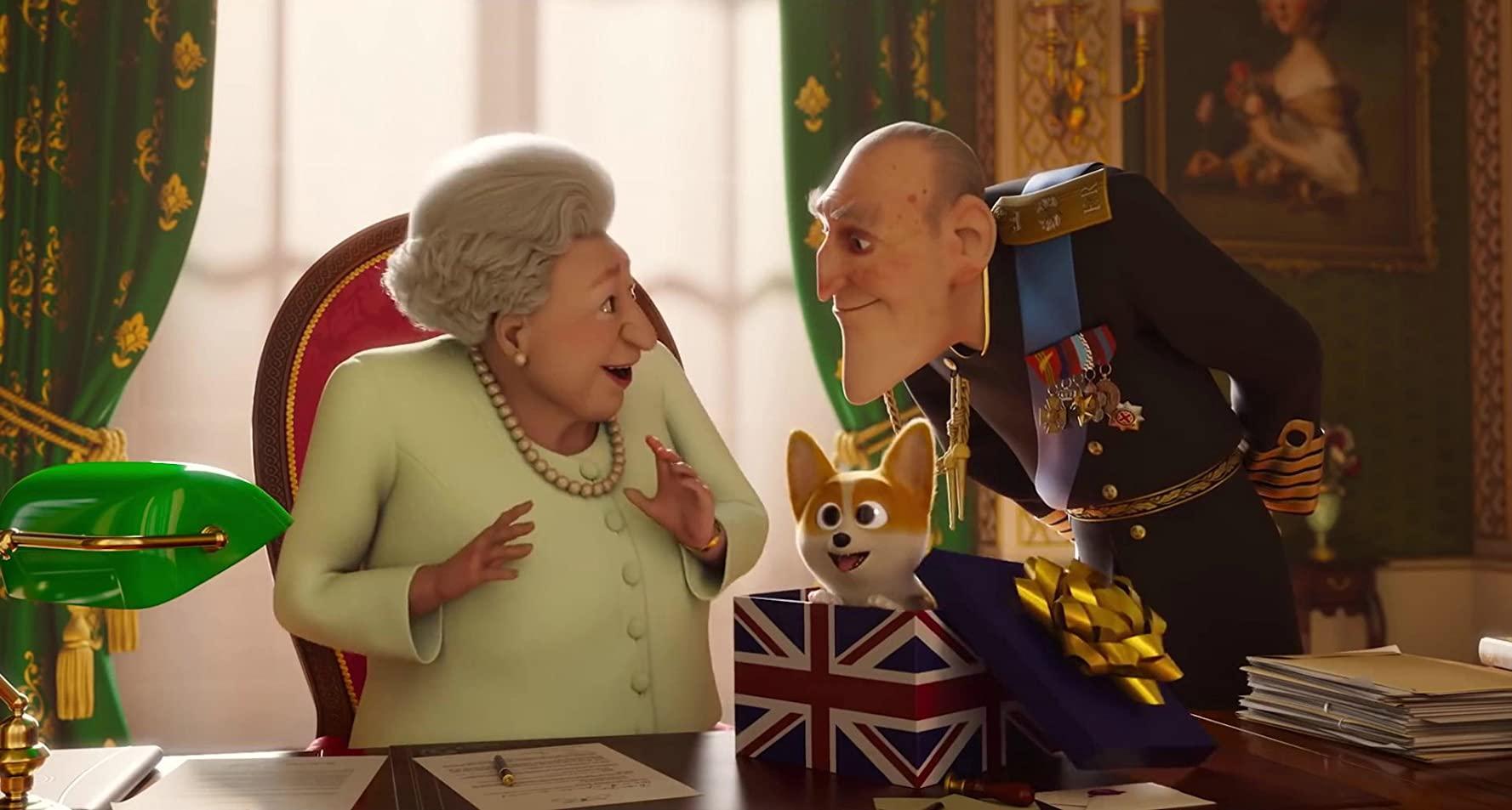 مشاهدة فيلم The Queen's Corgi (2019) مترجم HD اون لاين