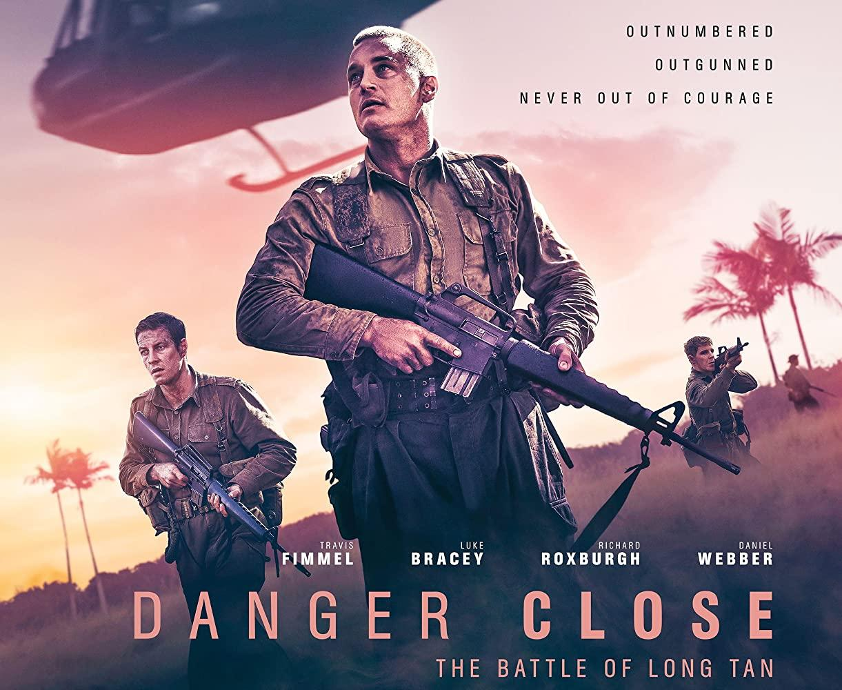 مشاهدة فيلم Danger Close (2019) مترجم HD اون لاين