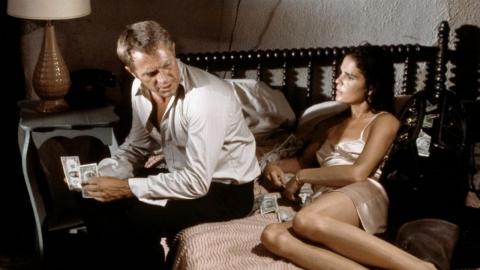 مشاهدة فيلم The Getaway (1972) مترجم HD اون لاين