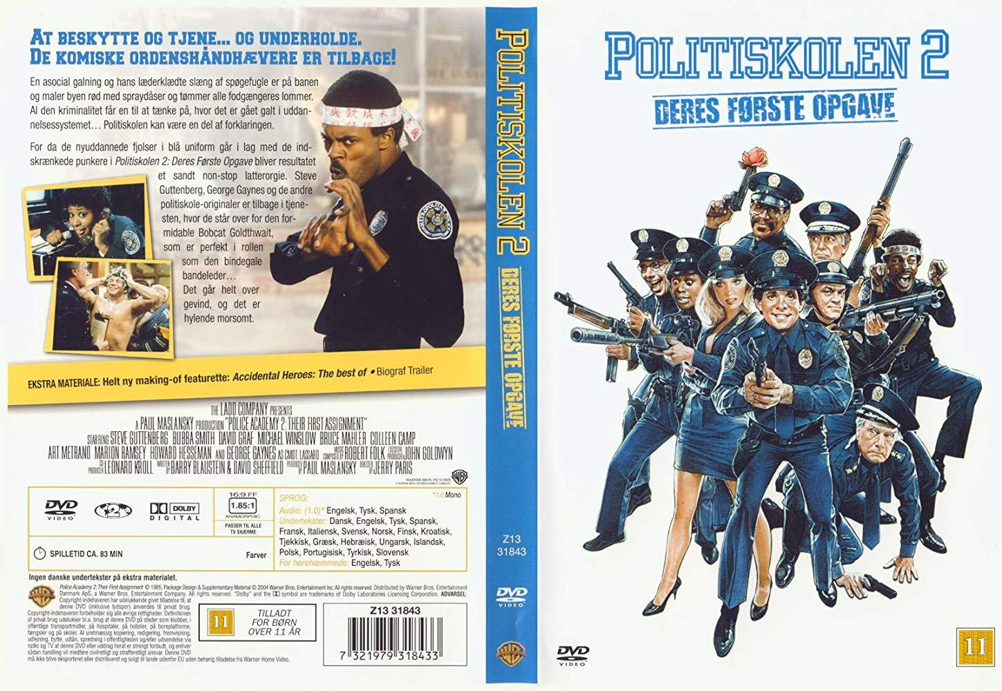 فيلم Police Academy 2 Their First Assignment 1985 مترجم
