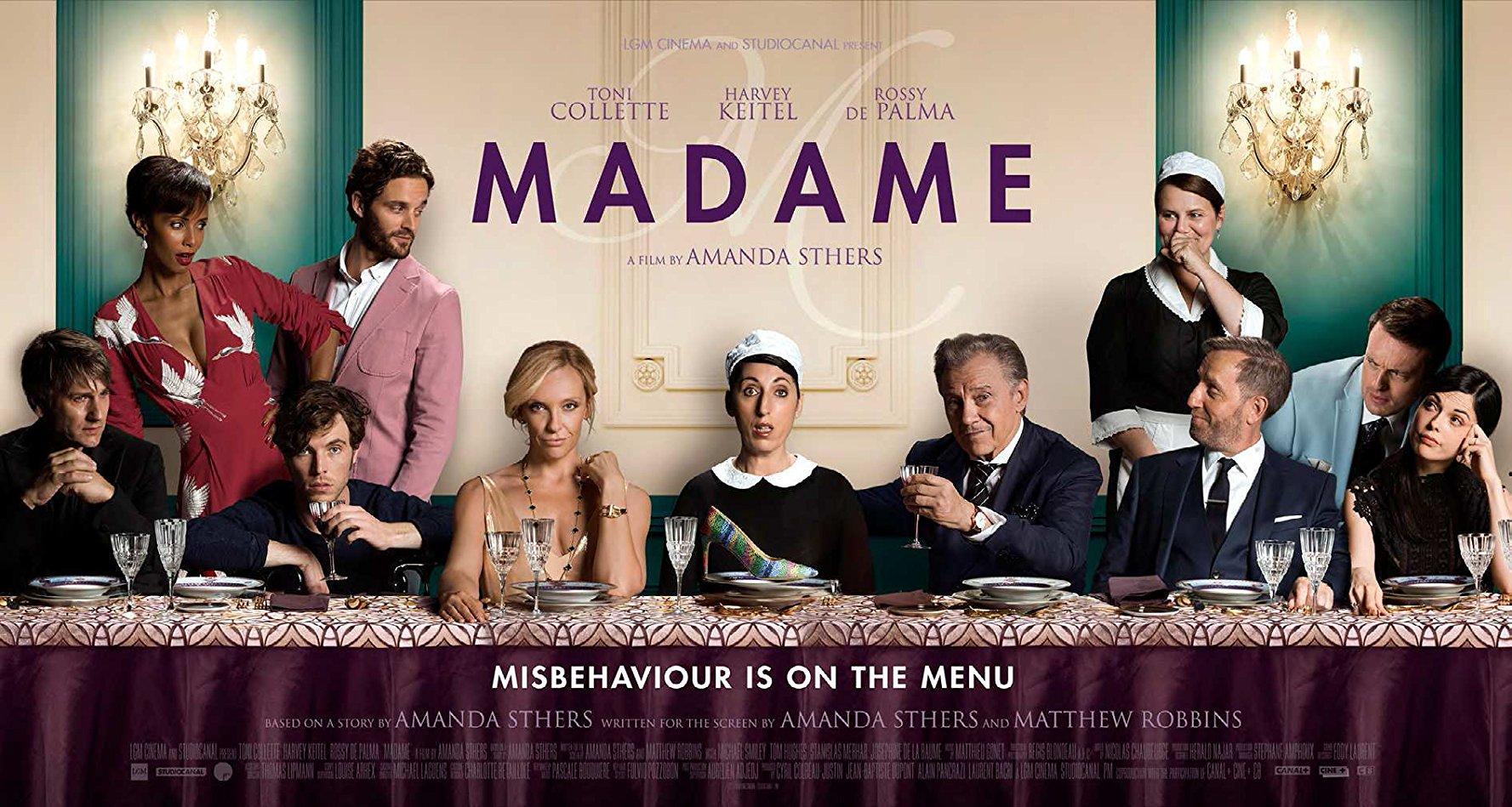 فيلم Madame 2017 مترجم
