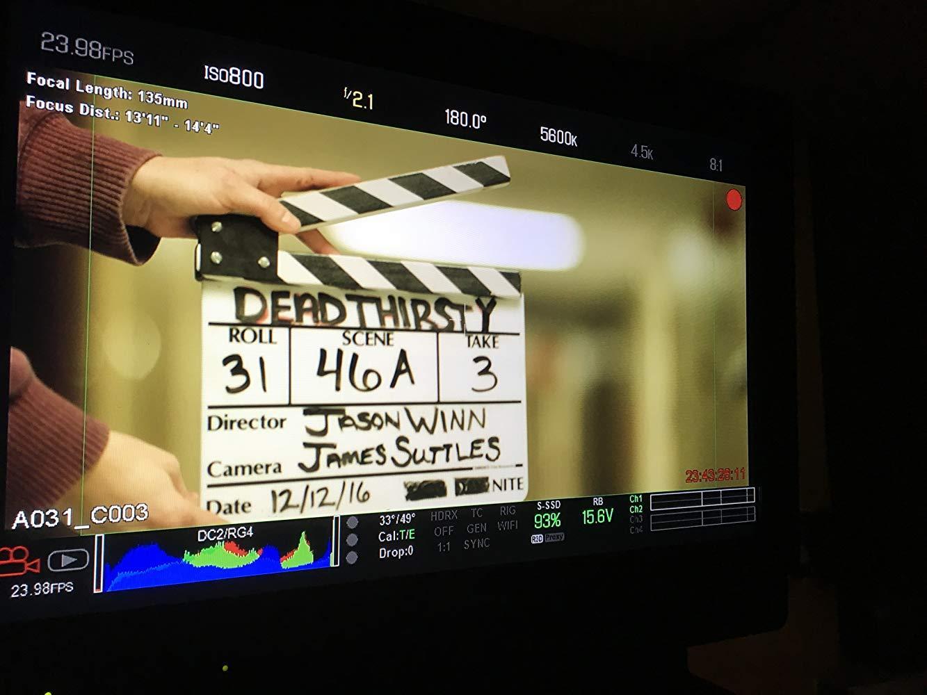 فيلم DeadThirsty 2017 مترجم