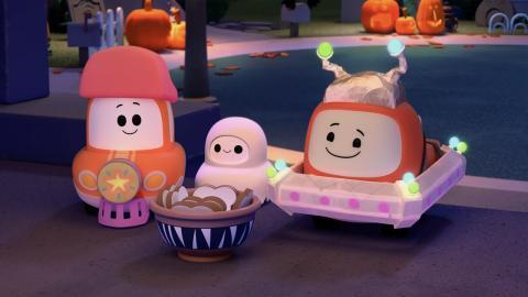 مشاهدة فيلم A Go Go Cory Carson Halloween (2020) مترجم HD اون لاين