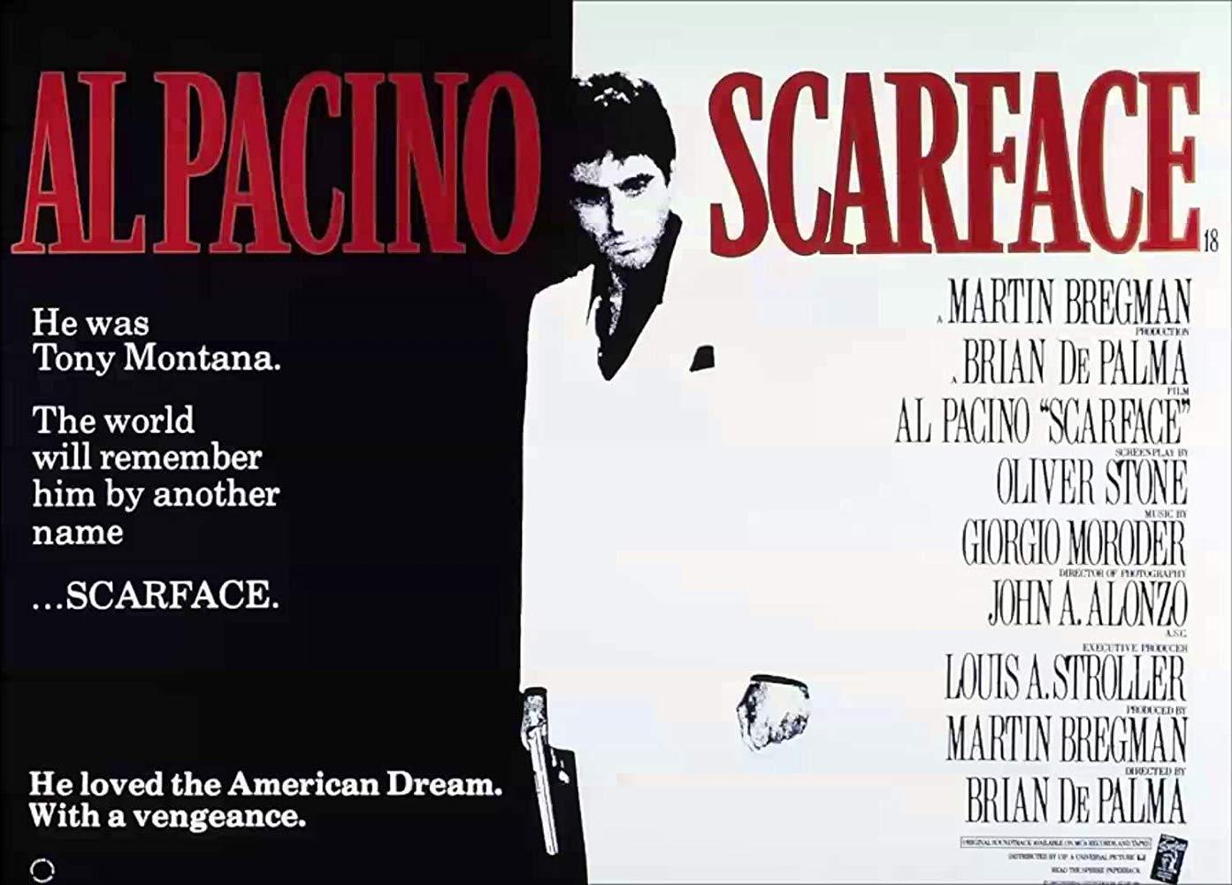 فيلم Scarface 1983 مترجم