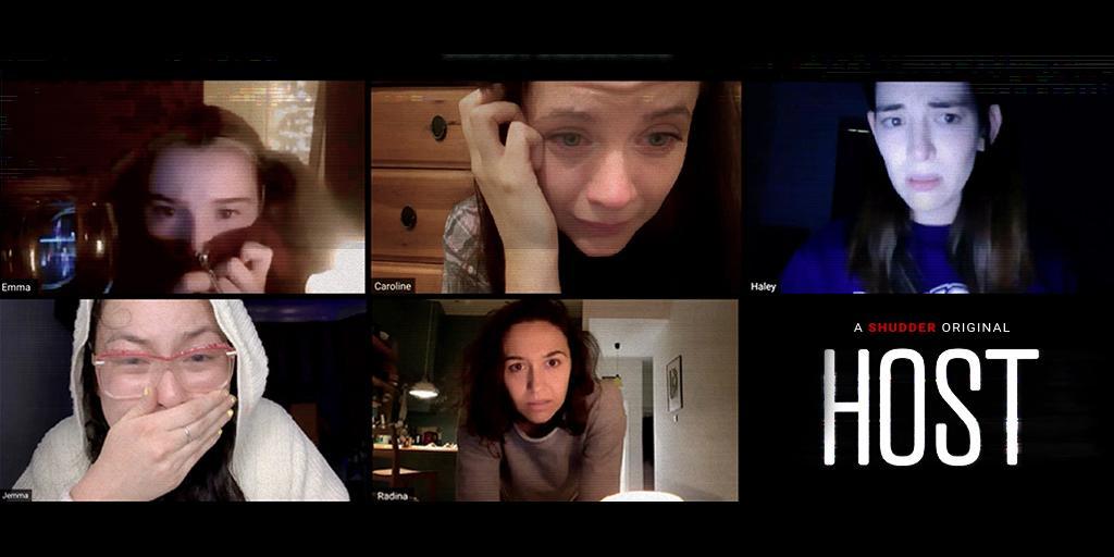 مشاهدة فيلم Host (2020) مترجم HD اون لاين