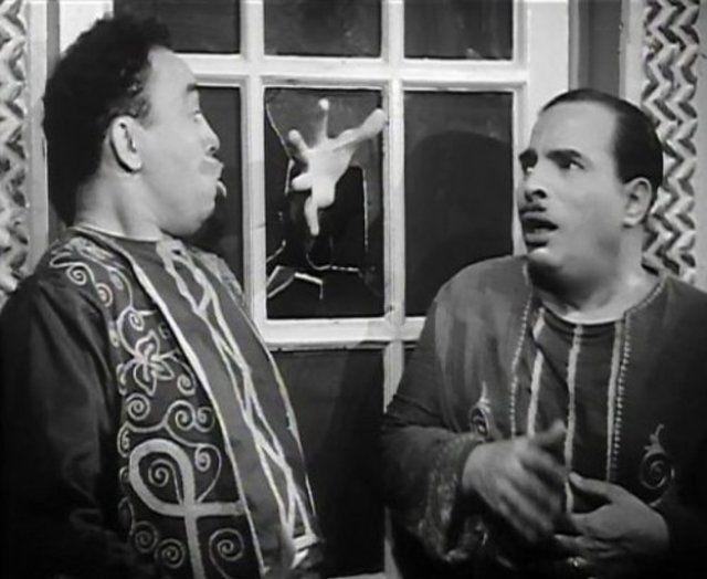 فيلم اسماعيل يس في بيت الاشباح 1951 HD DVD اون لاين
