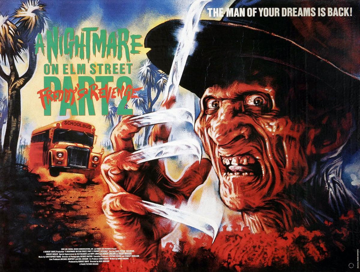 فيلم A Nightmare On Elm Street 2 Freddys Revenge 1985 مترجم