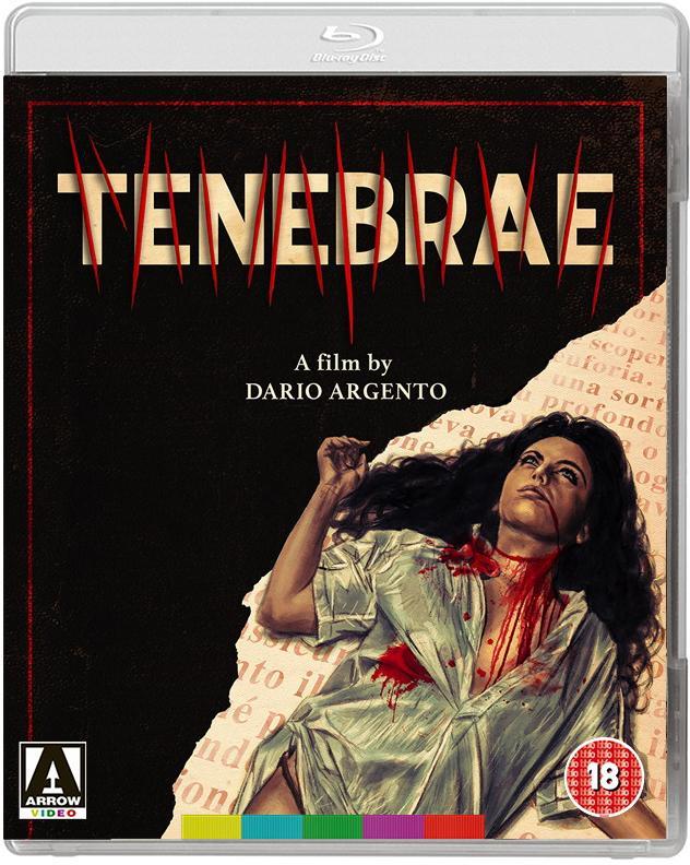 فيلم Tenebre 1982 مترجم (للكبار فقط)