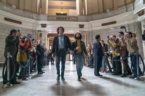 مشاهدة فيلم The Trial of the Chicago 7 (2020) مترجم HD اون لاين