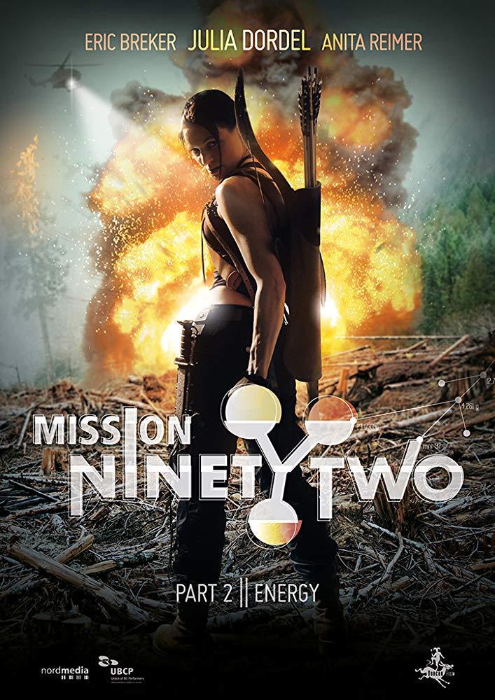 فيلم Mission NinetyTwo 2015 مترجم