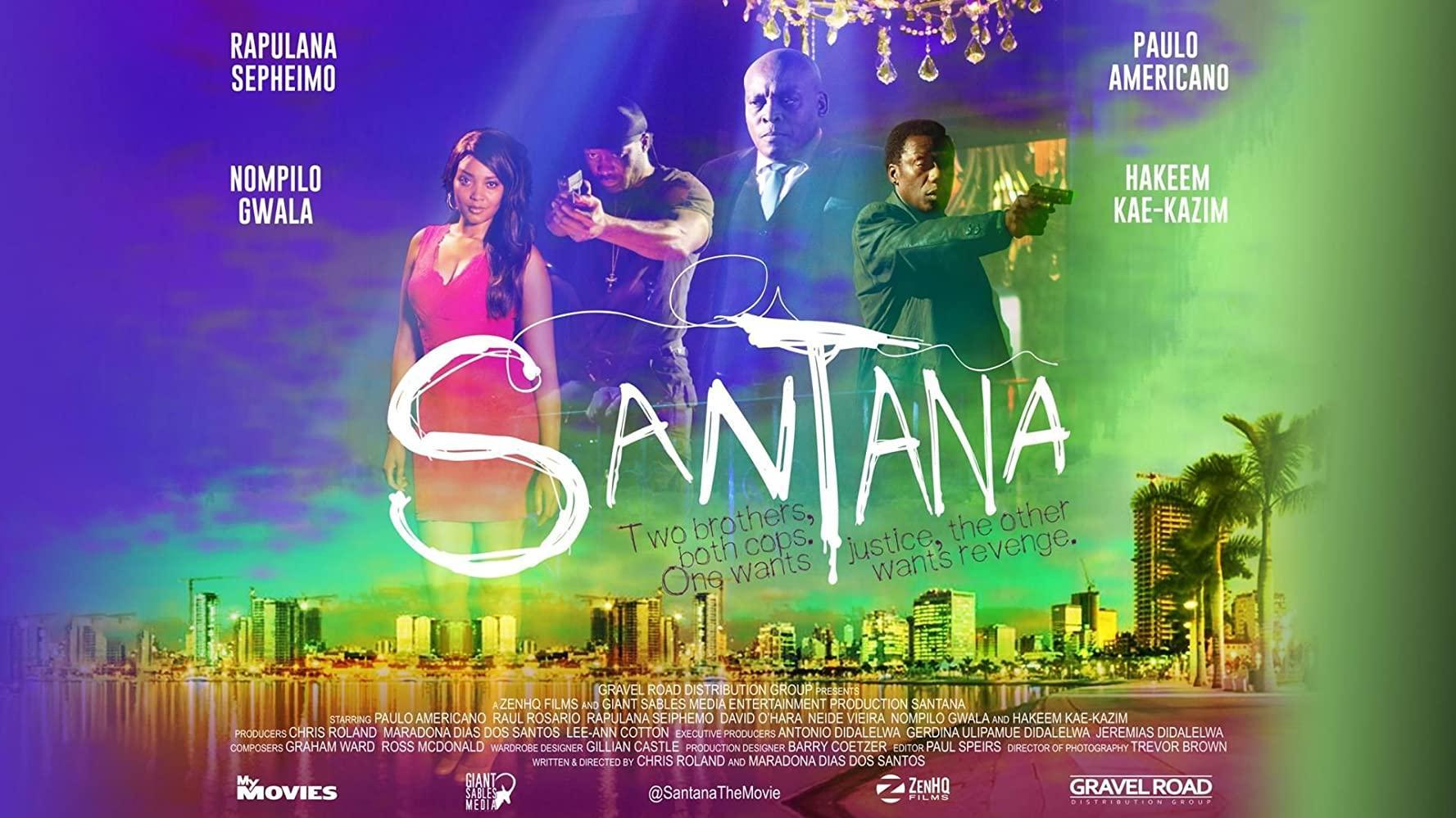 مشاهدة فيلم Santana (2020) مترجم HD اون لاين