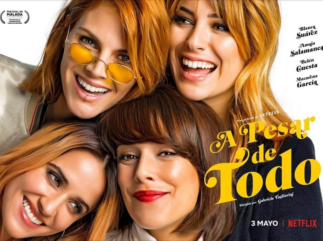 مشاهدة فيلم A pesar de todo (2019) مترجم HD اون لاين