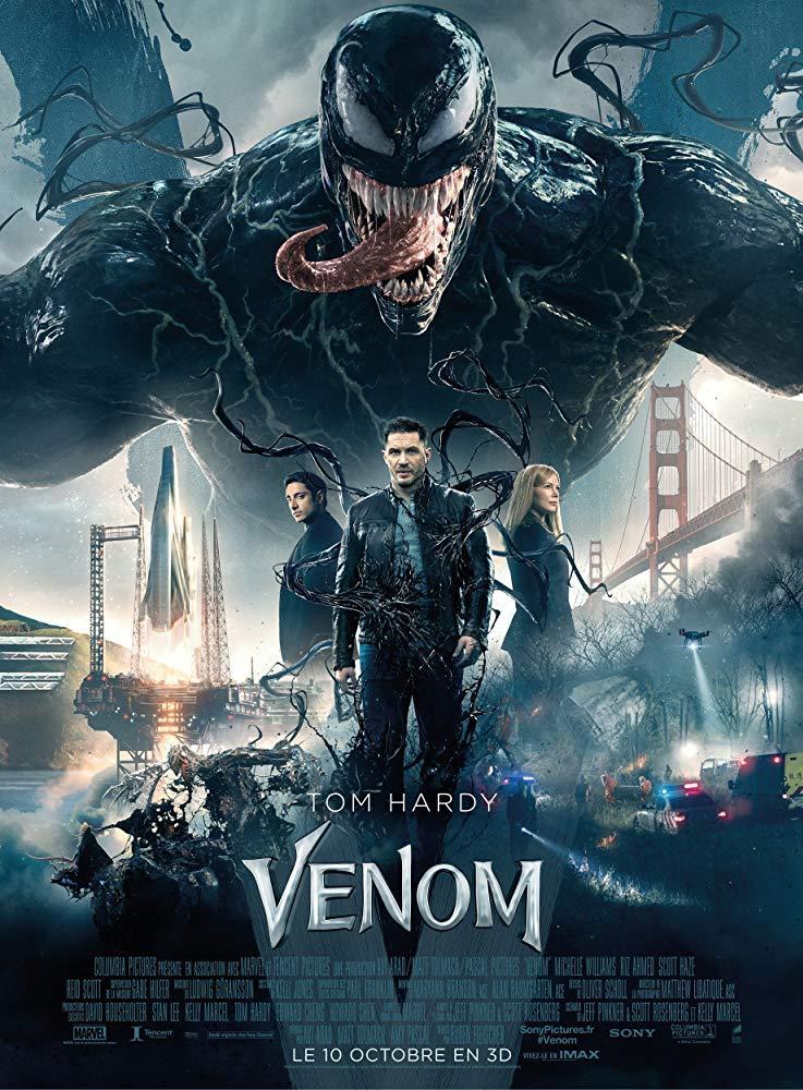 فيلم Venom 2018 مترجم