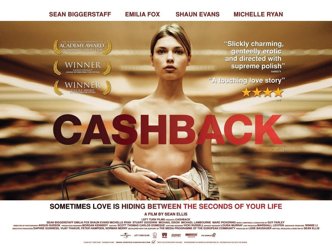فيلم Cashback 2006 مترجم