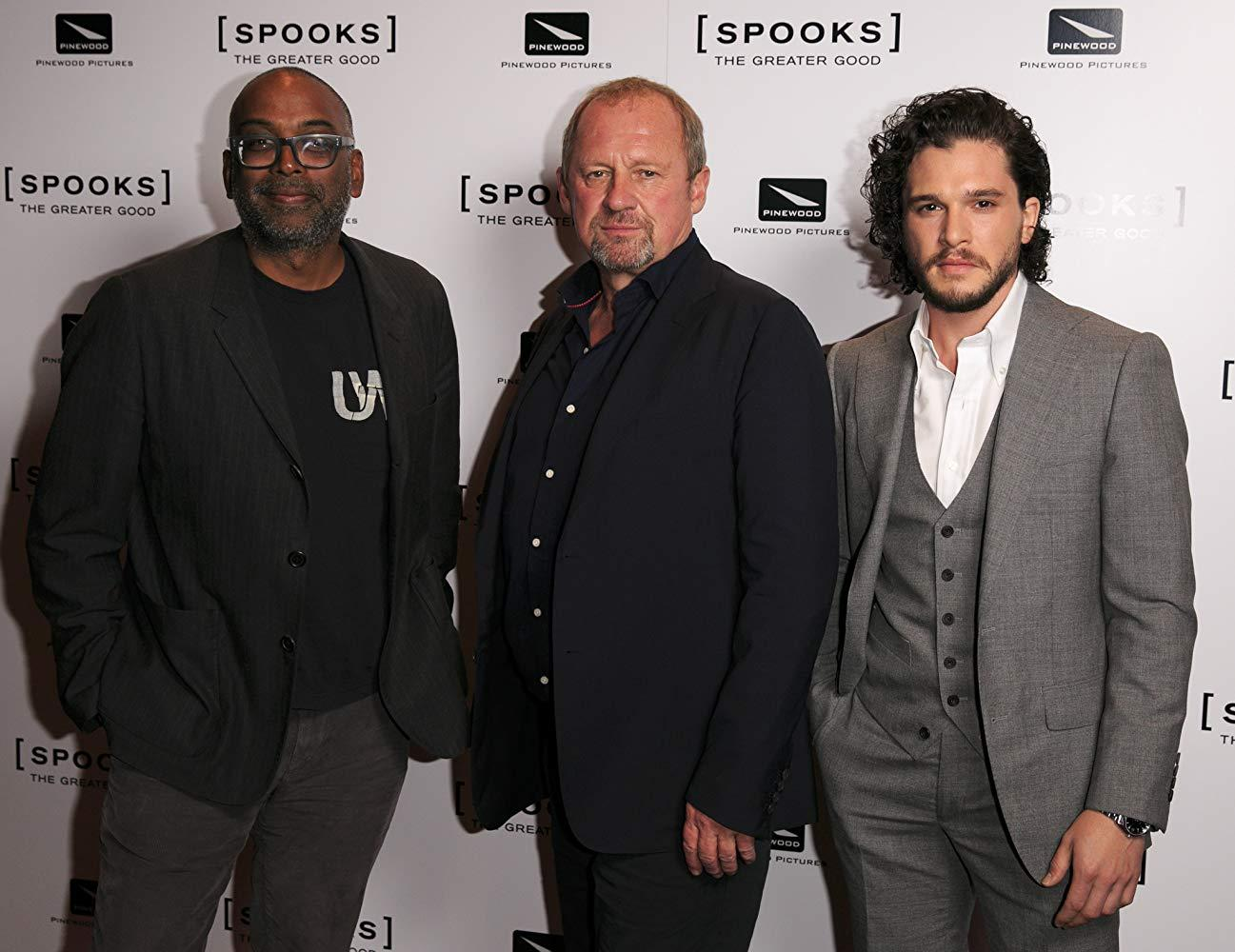 فيلم Spooks The Greater Good 2015 مترجم
