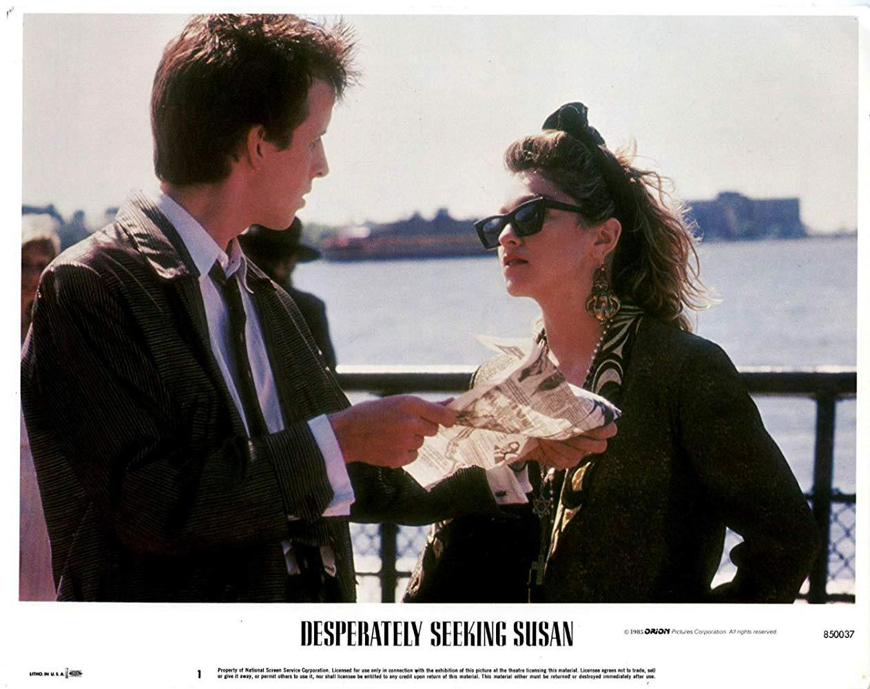 فيلم Desperately Seeking Susan 1985 مترجم