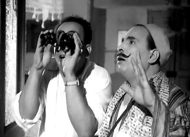 فيلم اسماعيل يس يقابل ريا وسكينة 1955 HD DVD اون لاين