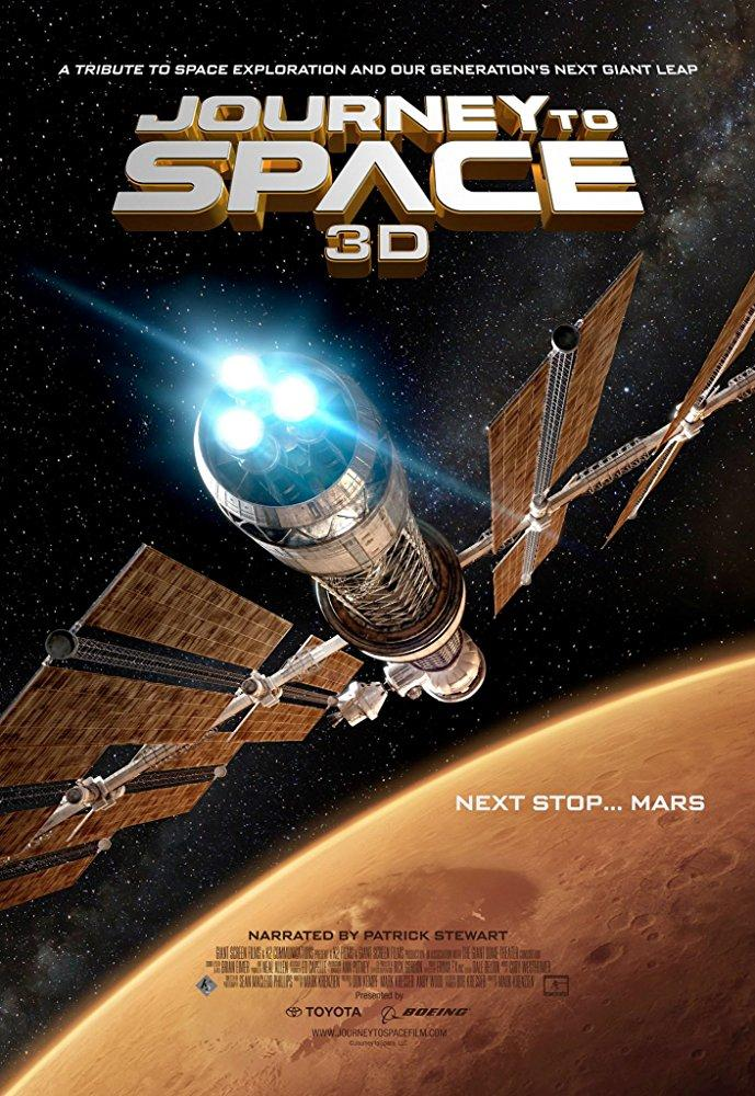 فيلم Journey to Space 2015 مترجم