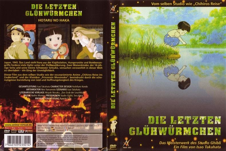 فيلم Grave Of The Fireflies 1988 مترجم