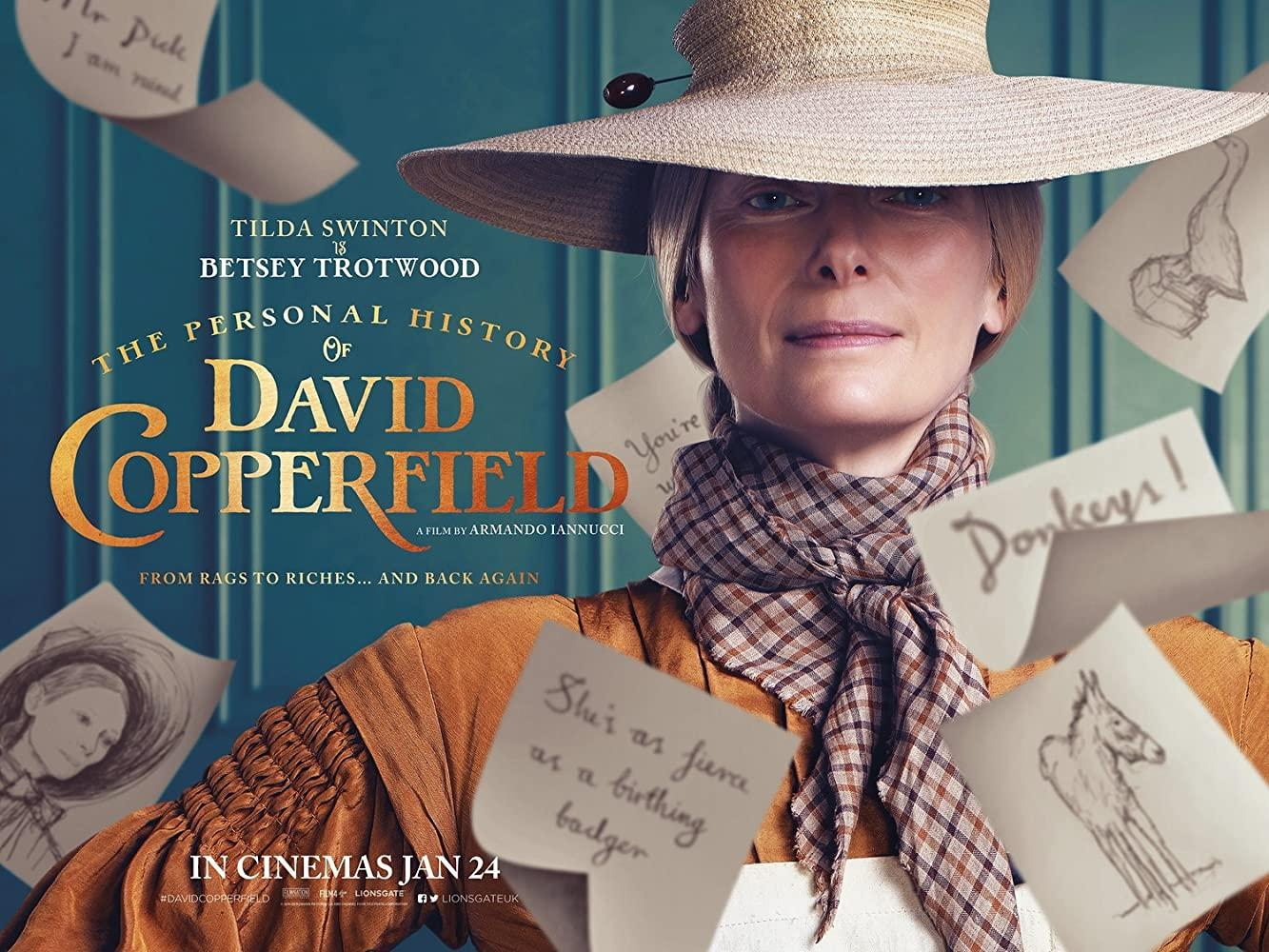 مشاهدة فيلم The Personal History of David Copperfield (2019) مترجم HD اون لاين