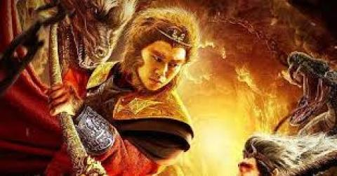مشاهدة فيلم The Monkey King The True Sun Wukung (2019) مترجم HD اون لاين