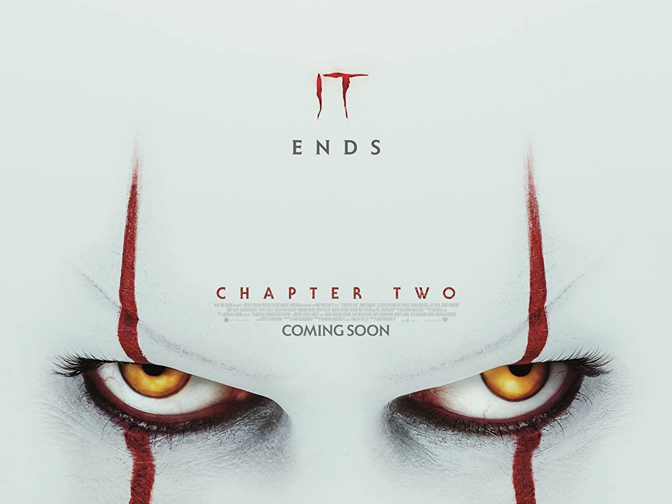 مشاهدة فيلم It Chapter Two (2019) مترجم HD اون لاين
