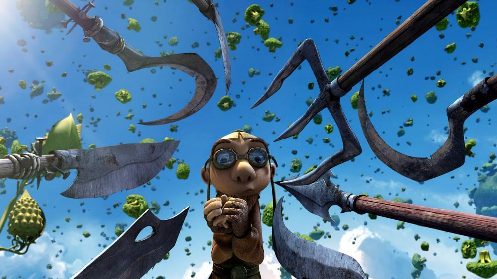 فيلم Dragon Hunters 2008 مترجم