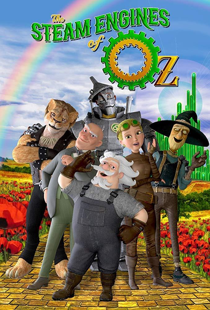 فيلم The Steam Engines of Oz 2018 مترجم