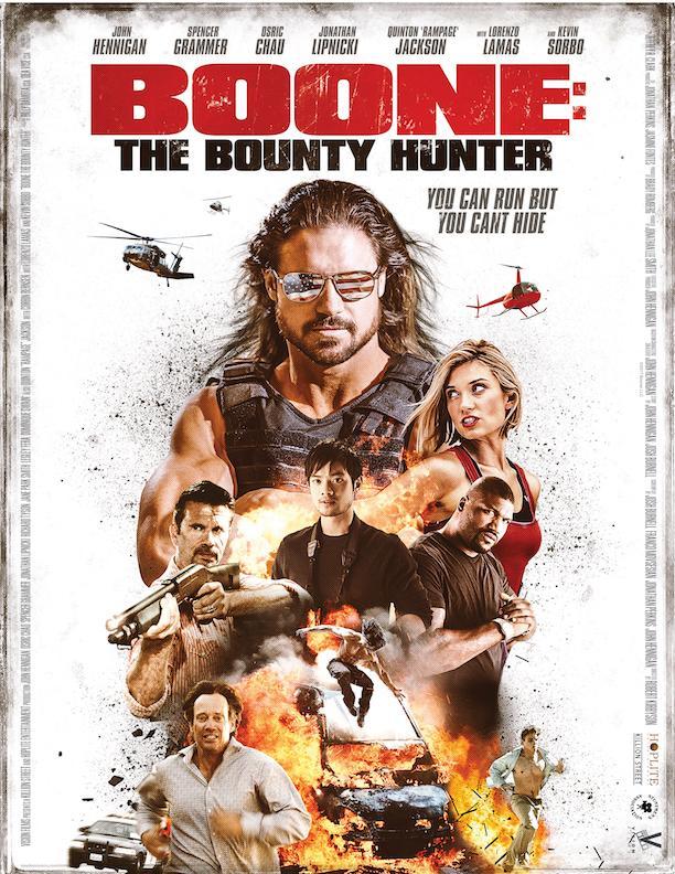 فيلم Boone: The Bounty Hunter 2017 مترجم