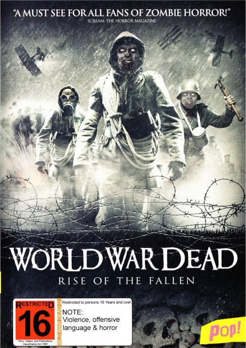 فيلم World War Dead Rise of the Fallen 2015 مترجم