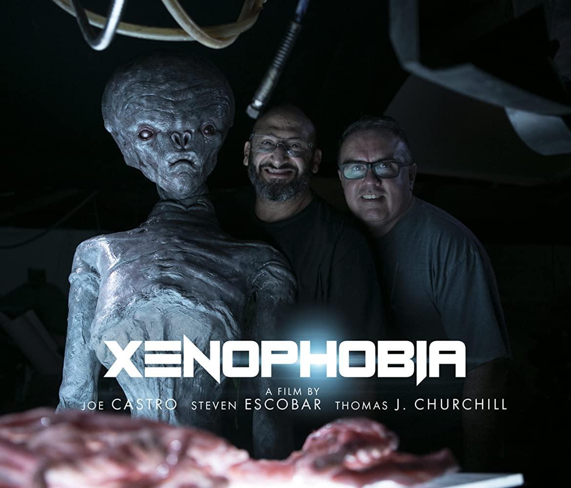 مشاهدة فيلم Xenophobia (2019) مترجم HD اون لاين