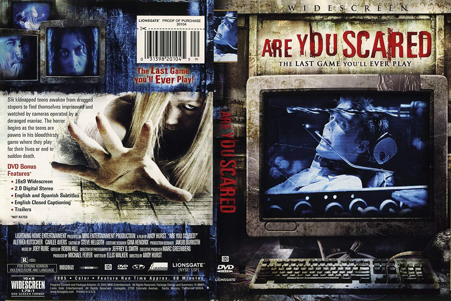فيلم Are You Scared 2006 مترجم
